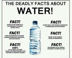 Is water bad for you?