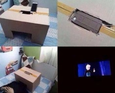 make your own cinema